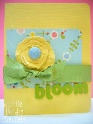 Torn flower 1