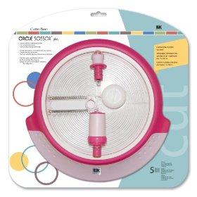 Circle scissor