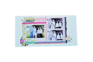 Making memories layout 0310