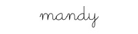 Mandy signature