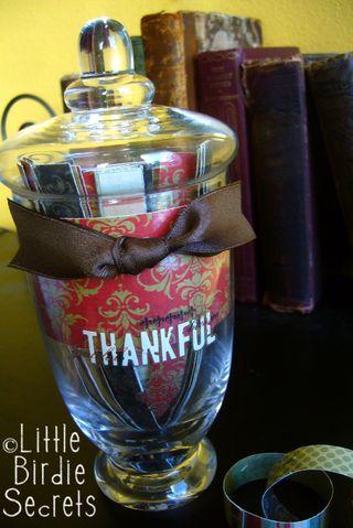 Thankful jar 2